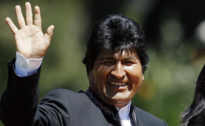 Presidente boliviano dirigirá el país desde la ciudad de Santa Cruz
