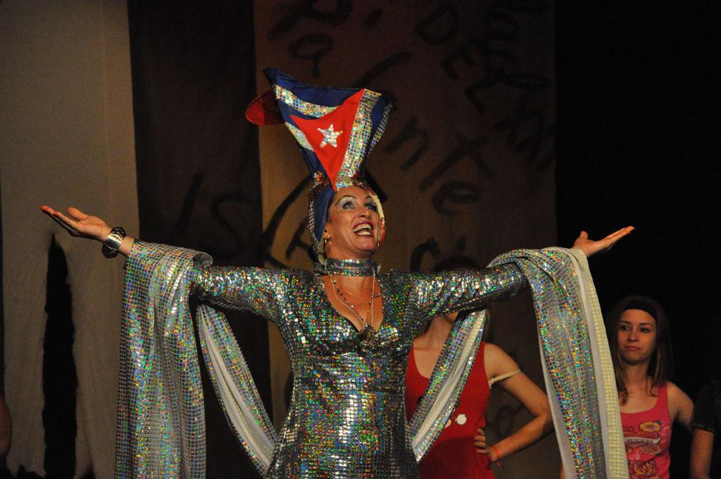 Teatro del Viento presenta Abdala, un héroe del XXI