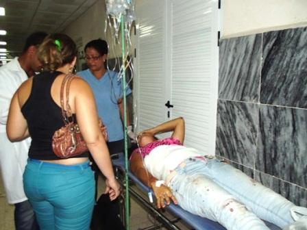 Siguen hospitalizados 19 de los heridos en accidente de tránsito