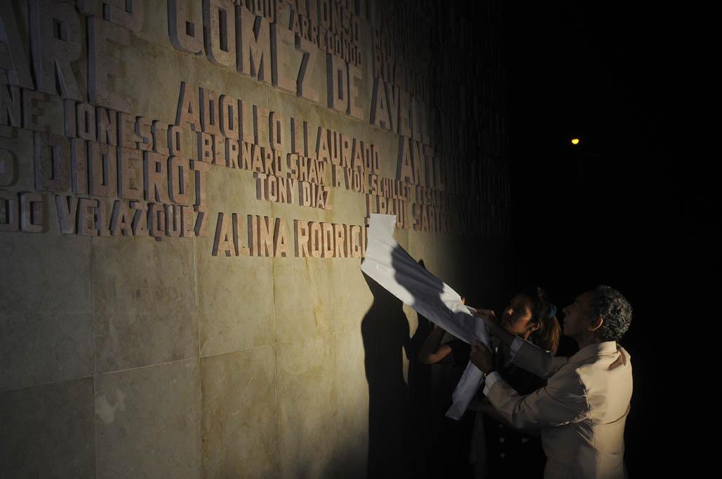 Incluyen a la actriz cubana Alina Rodríguez en mural del Teatro Bayamo