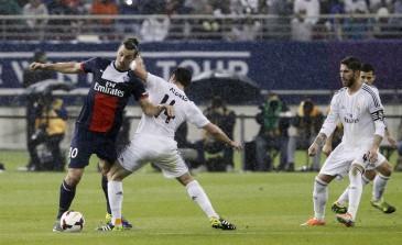 Amistoso entre el PSG y el Real Madrid