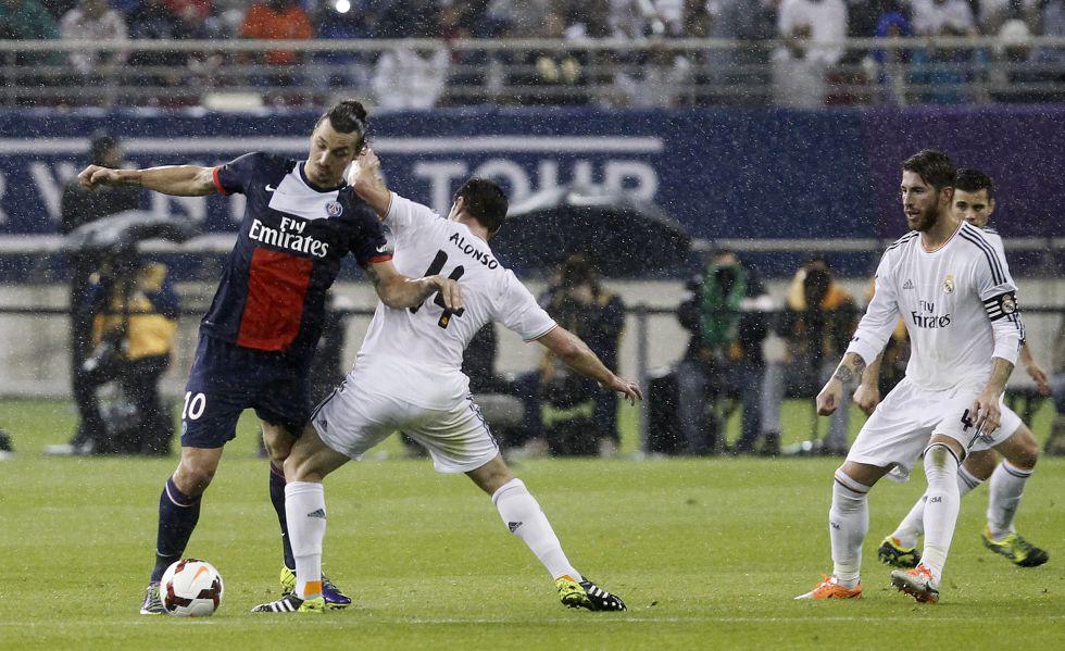 Las apuestas dan al PSG como favorito ante el Real Madrid