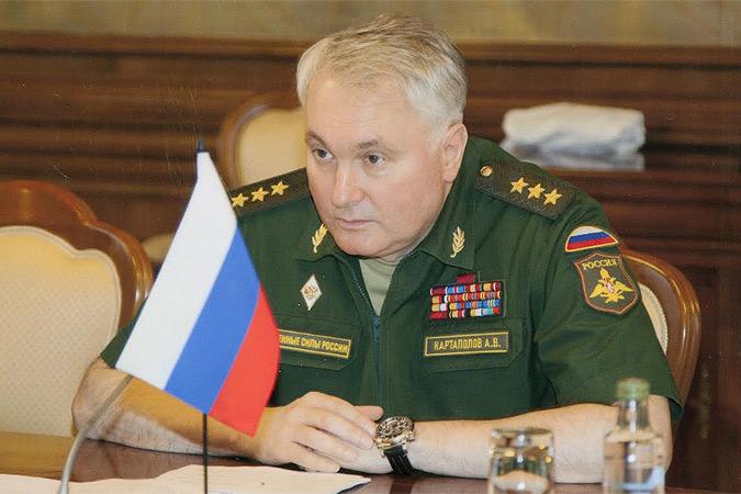 """""""Rusia puede en cualquier momento atacar al EI con misiles desde sus barcos"""""""