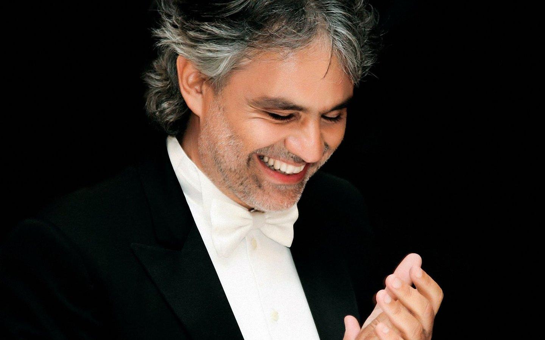 Presenta Andrea Bocelli nuevo álbum