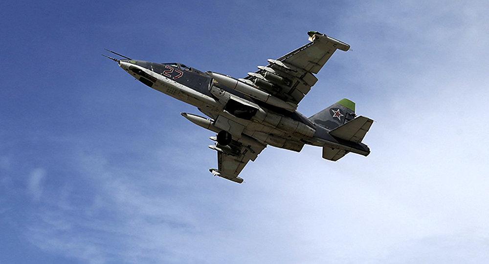 La aviación rusa abate en Siria a 28 cabecillas terroristas