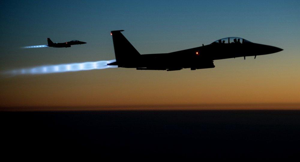 Aviación Rusia-Coalición en Siria