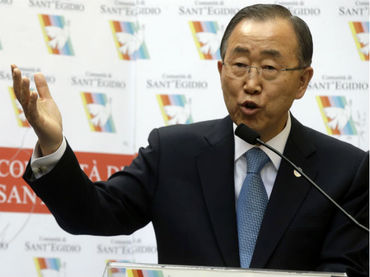 Ban Ki-moon demanda solidaridad global ante crisis de migrantes