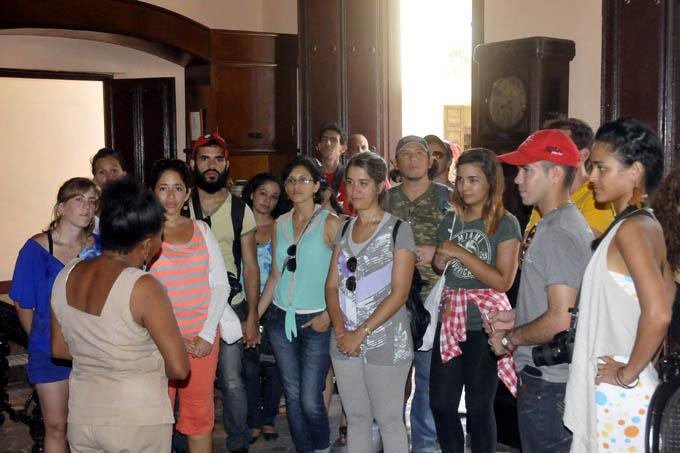 Blogueros en Granma
