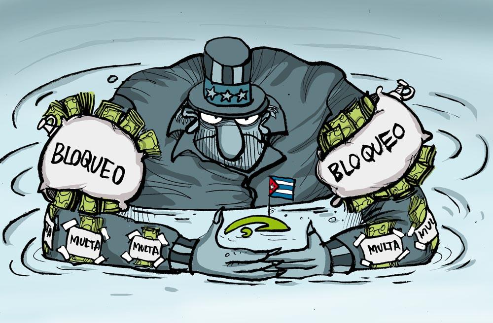 Declaran bloqueo contra Cuba un día como hoy