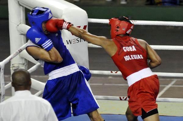 Boxeo, Cuba