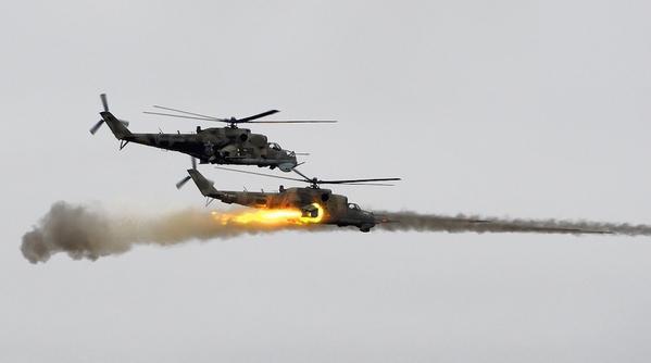 El Kremlin explica por qué Rusia lanzó su operativo antiterrorista en Siria