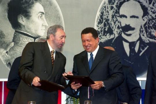 Cumple 15 años Convenio Integral de Cooperación Cuba-Venezuela