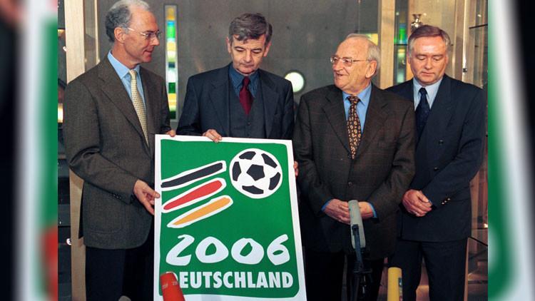 Alemania y Adidas compraron la sede de la Copa del Mundo 200