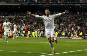 Cristianno Ronaldo