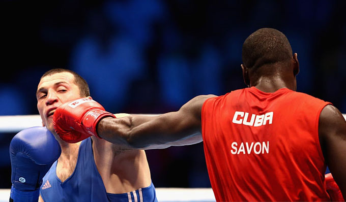 Cuba, Mundial de Boxeo en Doha