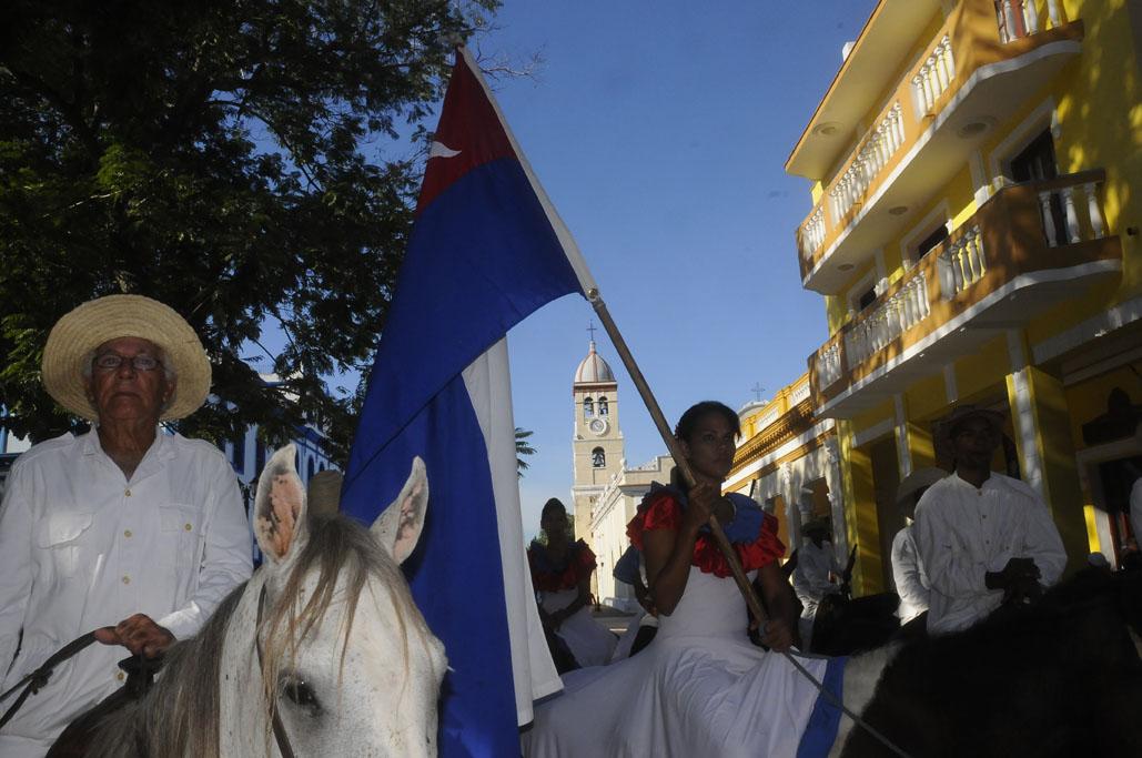 Fiesta de la Cubanía en un lunes memorable para Bayamo