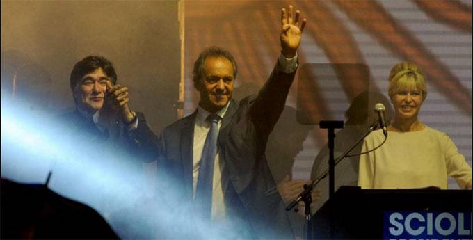 En noviembre habrá segunda vuelta electoral en Argentina
