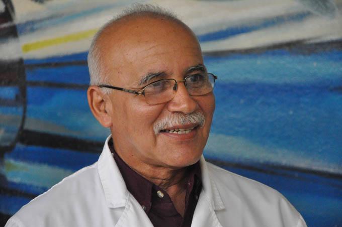 Doctor Nelson Rodríguez Corría