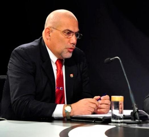 El doctor Antonio Becali Garrido, presidente del INDER