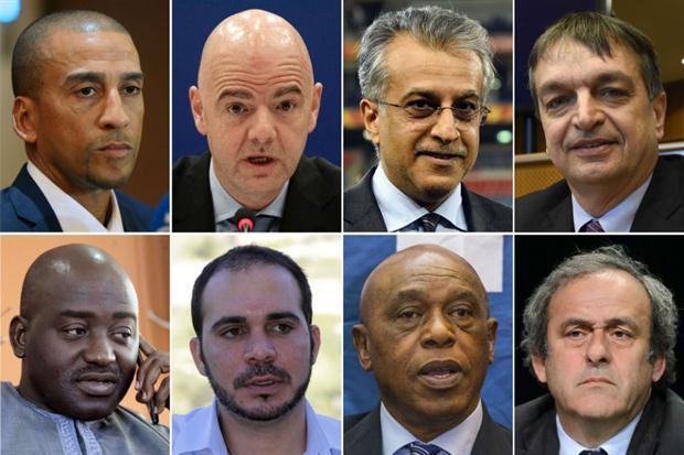 Elecciones FIFA 2016