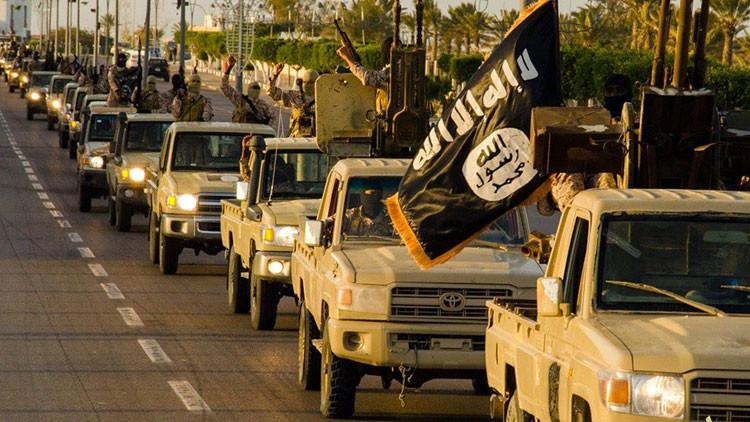 Estado Islámico, Siria