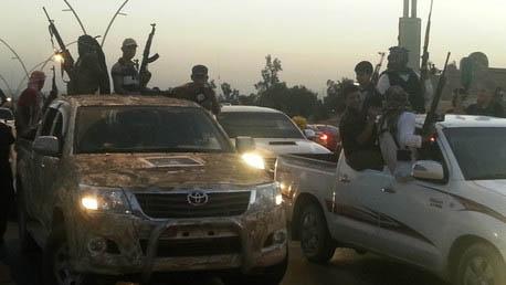 Siria desvela quién salva a los militantes del Estado Islámico de los ataques rusos