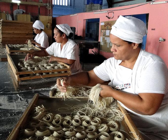 Fábrica de Fideos de Manzanillo