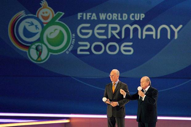 Alemania reconoce pago a FIFA, pero no compra de votos