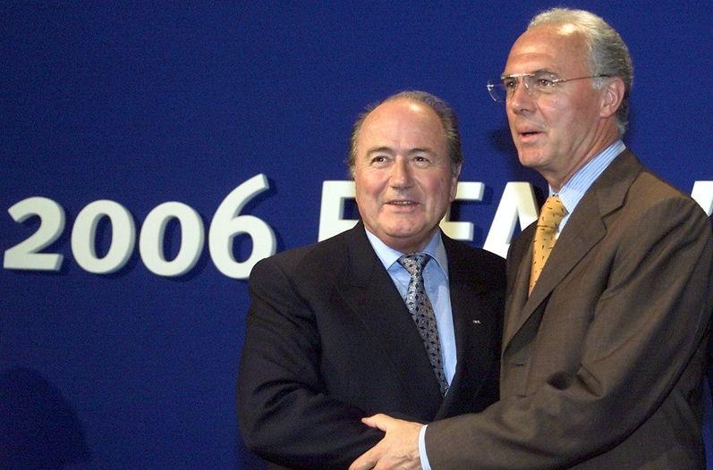 Franz Beckenbauer admite 'un error' pero asegura que no se compraron votos en el Mundial 2006