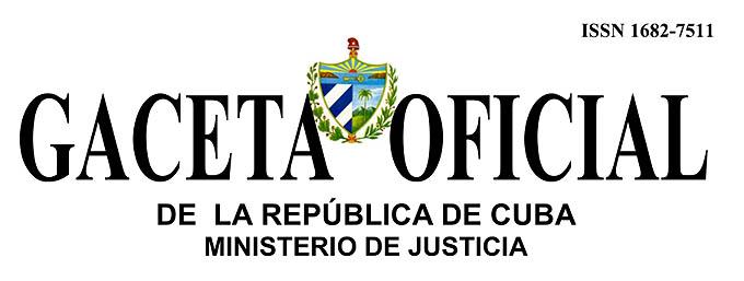 Gaceta Oficial de Cuba