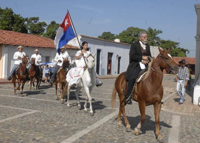 Rememorarán hoy estreno del Himno Nacional, en Bayamo