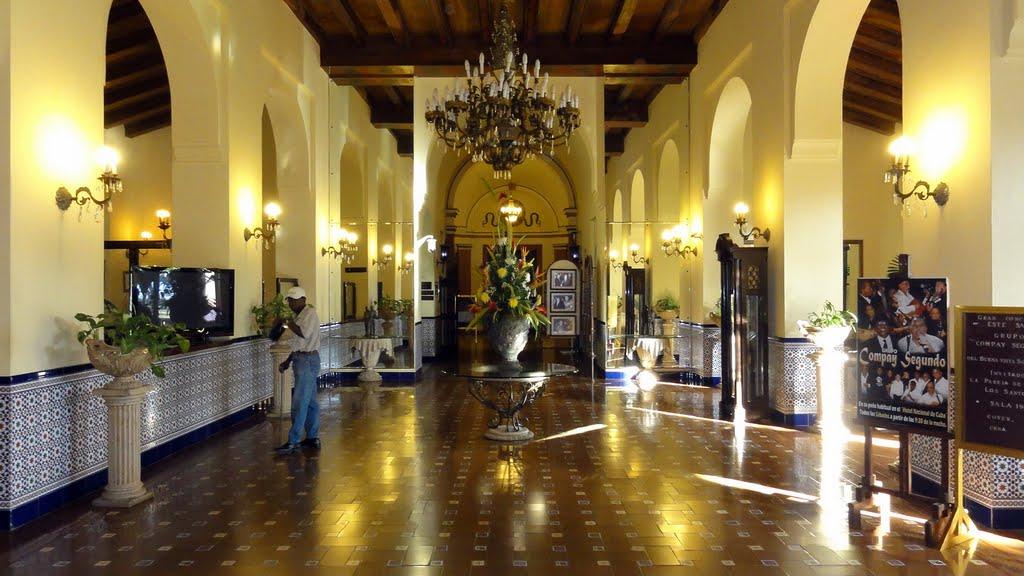 Hotel Nacional de Cuba, símbolo de un turismo creciente