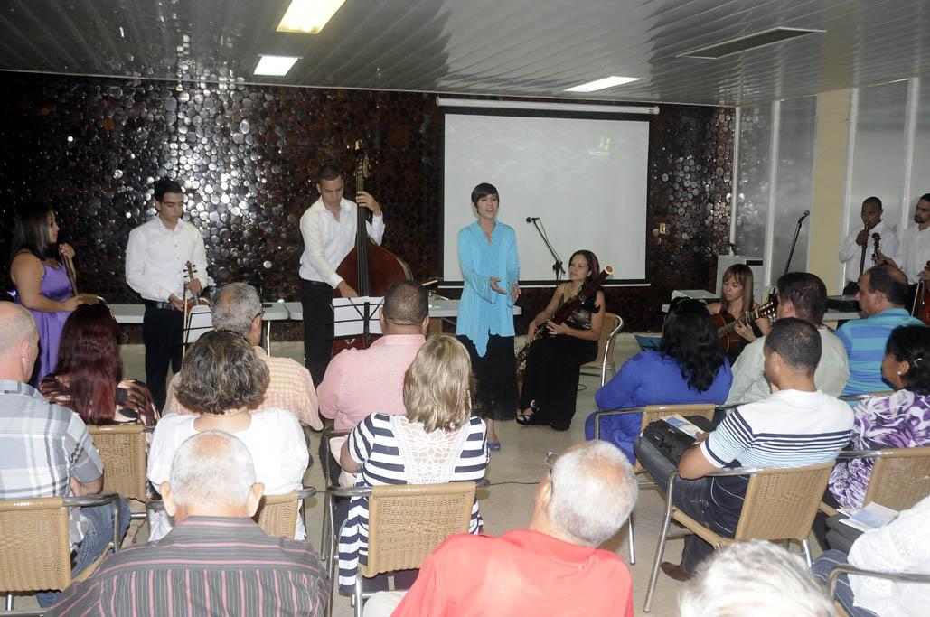 Inauguración del evento Crisol de la Nacionalidad Cubana 1