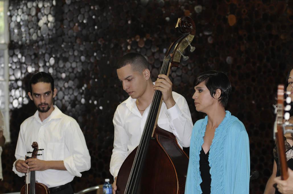 Inauguración del evento Crisol de la Nacionalidad Cubana