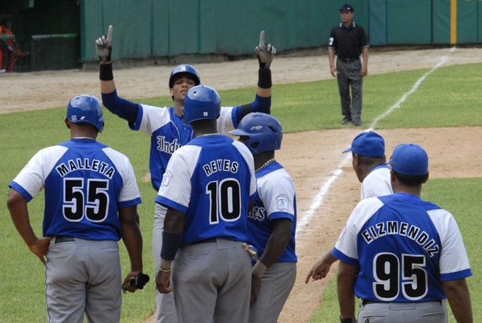 Industriales aseguró pase a segunda fase de la Serie cubana de béisbol