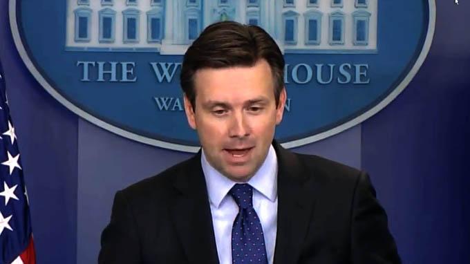 La Casa Blanca ha anunciado el despliegue de militares estadounidenses en suelo sirio
