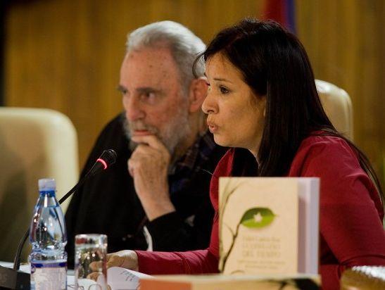 Libro de Fidel Castro