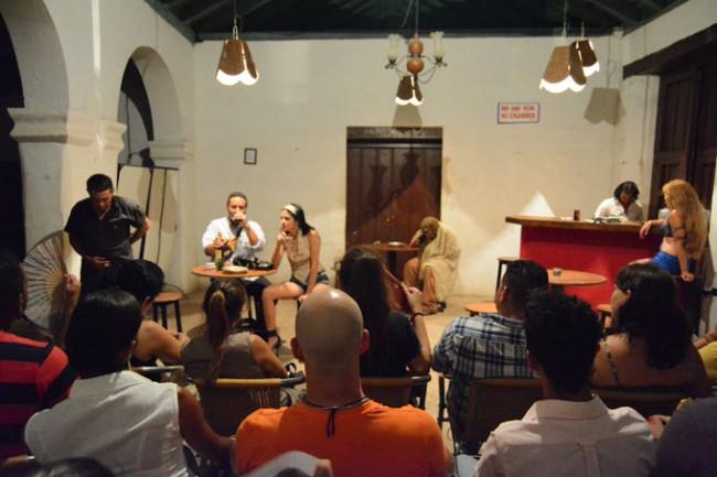 Seguramente Noria, del grupo Alas D´Cuba, ganará adeptos en esta edición de la Fiesta de la Cubanía.