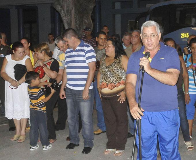 Nuevo Reyes reiteró el compromiso de Los Alazanes de incluirse en la discusión de la corona, pro primera vez en la historia de los clásicos nacionales / FOTO Luis Carlos Palacios Leyva