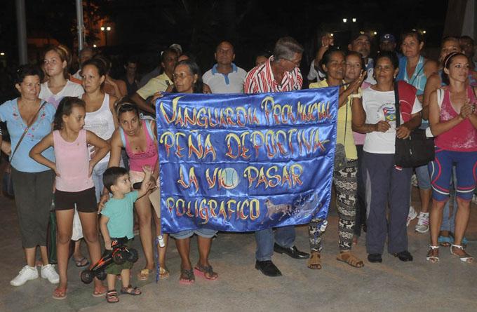 Los Alazanes seguirán contando con el apoyo de las peñas deportivas / FOTO Luis Carlos Palacios Leyva