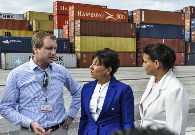 Secretaria de Comercio de EE.UU. visita Zona Mariel