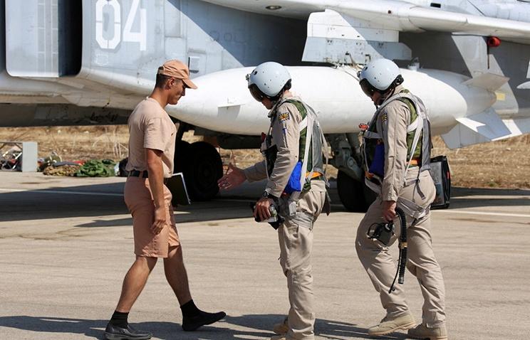 Pilotos Rusos