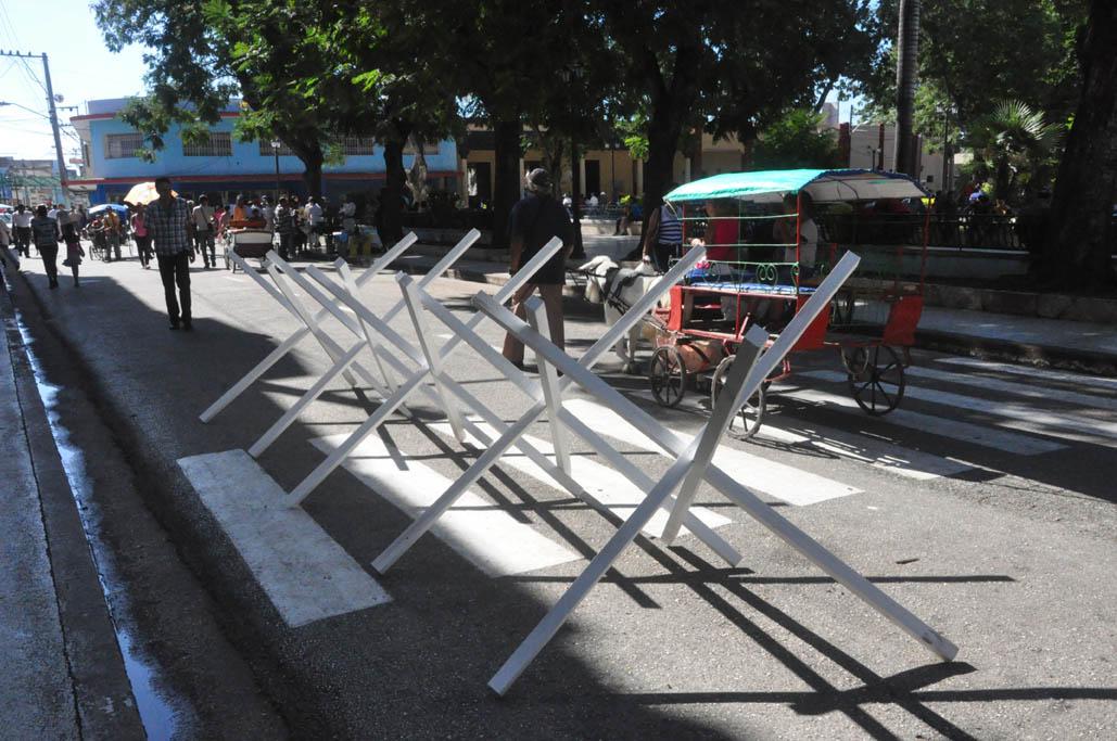 Proyecto de intervención pública No parqueo 2