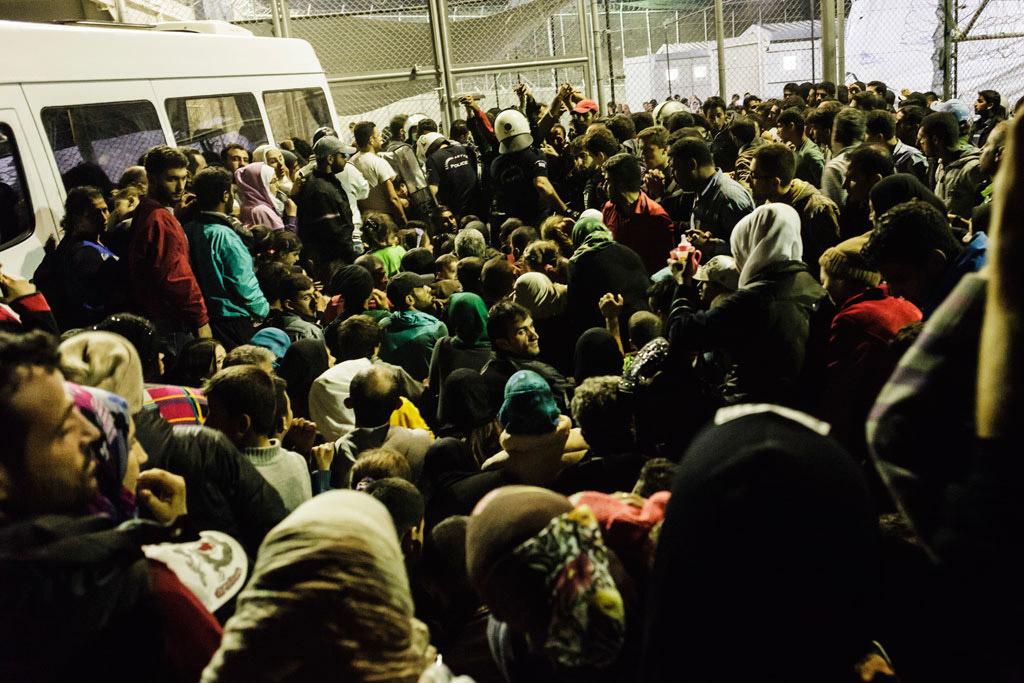 Rafugiados en Europa