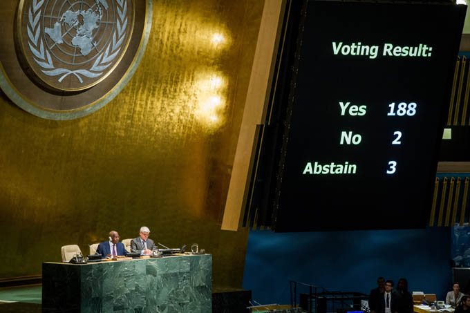GA Votes On Cuba Embargo