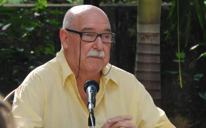 Reynaldo González, Premio Nacional de Literatura, prestigiará Fiesta de la Cubanía