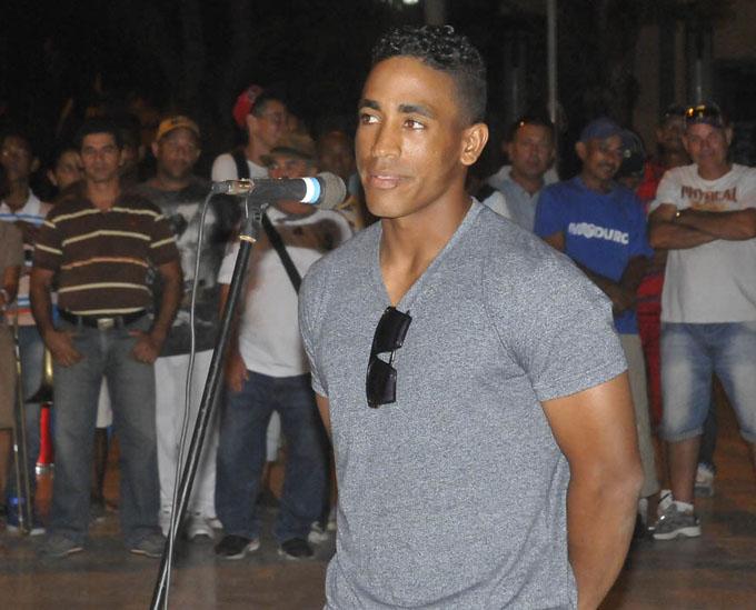 Roel reconoció que la próxima fase será más exigente / FOTO Luis Carlos Palacios Leyva