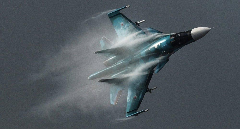 Aviones rusos atacan 27 objetivos terroristas en Siria
