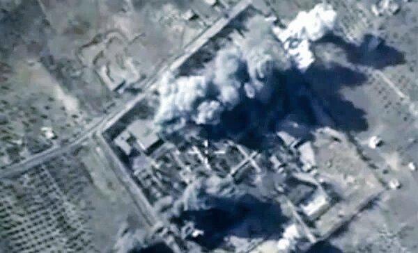 Rusia ataca 285 blancos del Estado Islámico en Siria en tres días