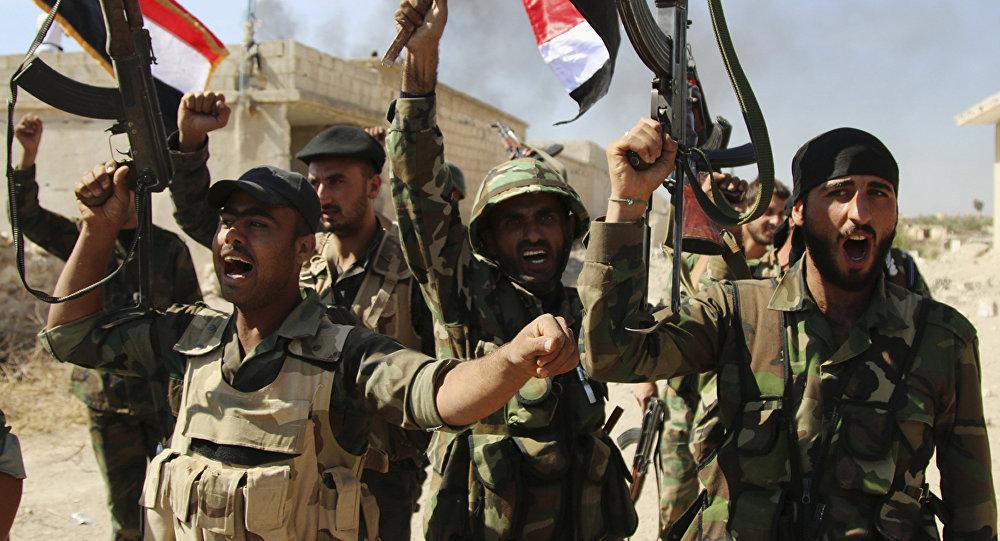 Ejército sirio debe encabezar operación terrestre, considera Rusia